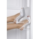 İlvi Slipy 1420 Sandalet Beyaz Rugan