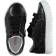 Missiva Simli Spor Ayakkabı 26-30 Numara Siyah