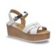 Art Bella Art02 Beyaz Kadın Sandalet