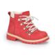 Polaris 72.509544.P Kırmızı Kız Çocuk Deri Bot