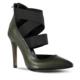 Marjin Amas Topuklu Ayakkabı Haki