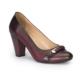 Polaris 72.310283.Z Bordo Kadın Ayakkabı