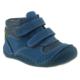 Vicco Erkek Çocuk 918.V.015 İlk Adım Deri Ayakkabı Mavi Bot