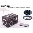 Mikado MD-903FM Usb+SD+Fm Destekli Mini Speaker