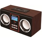 Kamosonic KS-MR104 USB/SD-MP3-USB ŞARJLI Mini Radio
