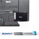Sunny AT-14400 UsbMedia Player + FULL HD Uydu Alıcı