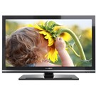 "Sunny 19""  Piano Black Tasarım LED TV"