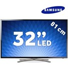 "Samsung UE-32F5570 32"" 100Hz Uydu Alıcılı WiFi UsbMovie SMART FULL HD LED TV"