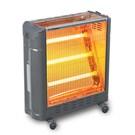 Kumtel KS-2861 Şömine 2700 W Infrared Isıtıcı-Füme