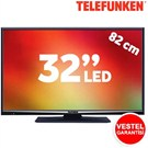 "Telefunken 32XT5000DST 32"" UsbMovie FULL HD UYDU ALICILI LED TV LED TV ( Dahili Askı Aparatı )"