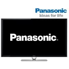 "Panasonic TX-P65VT60 65"" 3000Hz WiFi Uydu Alıcılı DLNA UsbMovie SMART 3D TV"