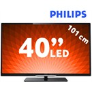"Philips 40PFL3208H 40"" 100Hz WiFi SMART UsbMovie FULL HD LED TV"
