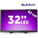 "Axen(SUNNY) 32"" UsbMovie FULL HD Uydu Alıcılı LED TV"