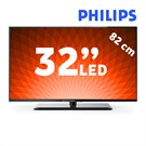 "Philips 32PFK4109 32"" Uydu Alıcılı UsbMovie  Full HD LED TV"