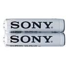 Sony R03NUP2A-EE Çinko Karbon İnce Pil (AAA) (2'li Shrink Ambalaj)