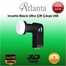 Atlanta Inverto Black Ultra Twin LNB (Çift Çıkışlı)