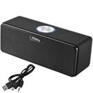 FRISBY FS-P150B Usb TF/SD Tasınabilir Bluetooth Siyah Mini Fm Speaker