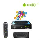 ATLANTA HD BOX SMART G4 mini Full Set (Mavi)