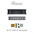 "Atlanta 24""-37"" Sabit Tv Askı Aparatı"