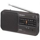 Sony ICF-390BLK Taşınabilir Radyo