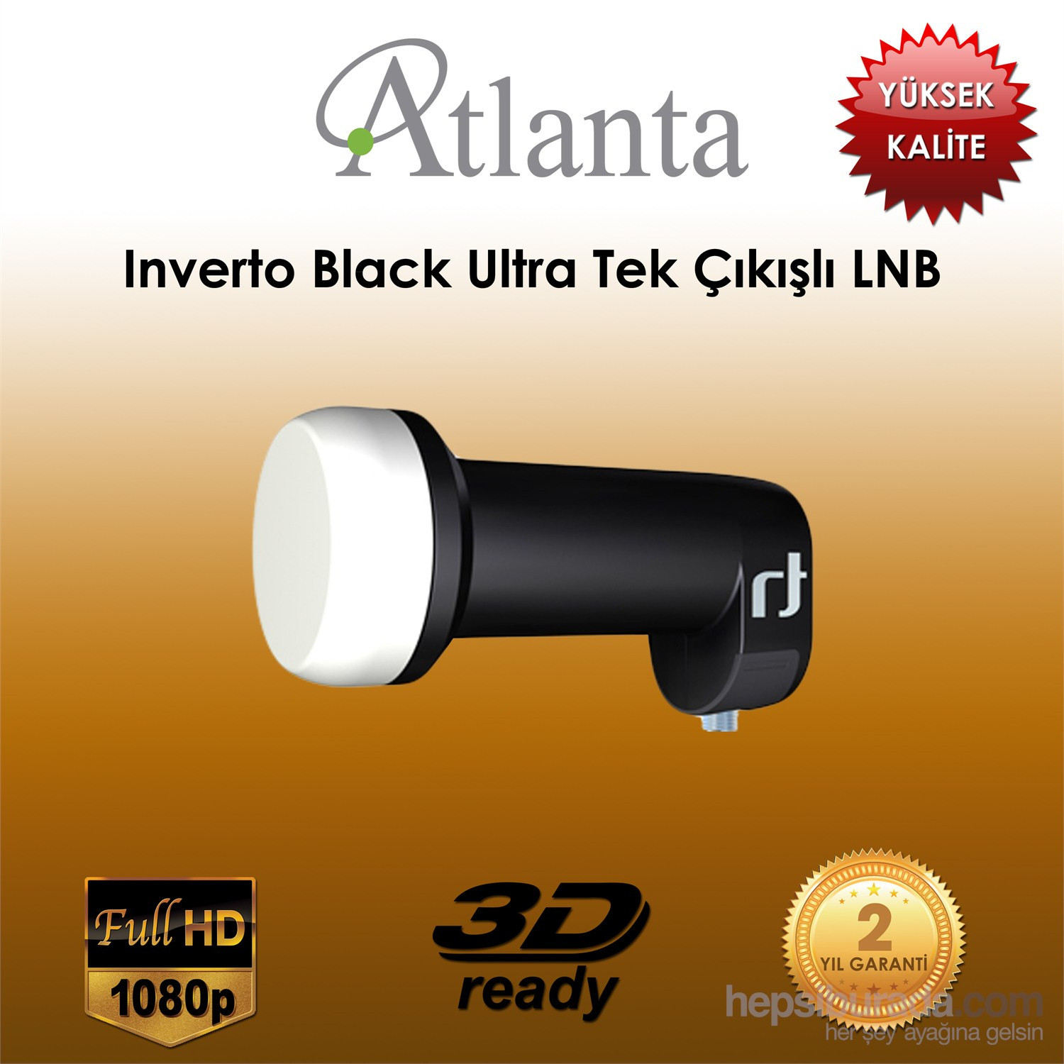 Atlanta Inverto Black Ultra Single LNB