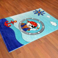 Denizci Çocuk Halısı 28133A (125X180 Cm)