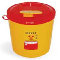 Hp Tıbbi Atık Çöp Kovası 5 Lt