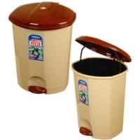 Stor Çöp Kovası Pedallı Plastik 10 Lt