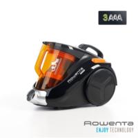 Rowenta RO3723 Compact Power Cyclonic 750W Toz Torbasız Turuncu Elekrikli Süpürge