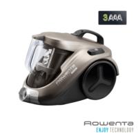 Rowenta RO3786 Compact Power Cyclonic 750W Toz Torbasız Gri Elekrikli Süpürge