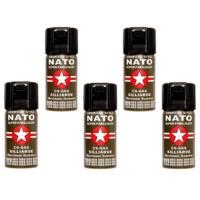 Toptancı Kapında Biber ( Nato ) Gazı ( 5 Adet )