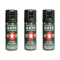 Toptancı Kapında Biber (Nato) Gazı Büyük Boy ( 3 Adet )