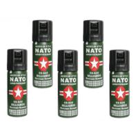 Toptancı Kapında Biber (Nato) Gazı Büyük Boy ( 5 Adet )