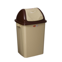 Nordmende Smart Çöp Kovası İtme Kapaklı 65 Lt Nrd-4194