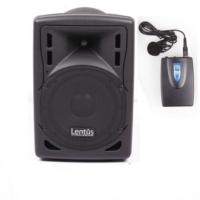 Lentus Lnt-P80 Yaka Telsizli Usb Li Şarjlı Portatif Sistem