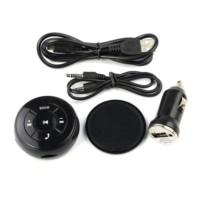 Aux Bluetooth Müzik Alıcısı Adaptörü Fm Radyo Usb Tf Card Takımı