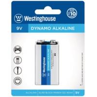 Westinghouse 9V Alkalin Pil Tekli Blister Ambalaj