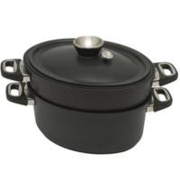 AMT Gastroguss I-3326 Set Susuz Pişirme Seti İndüksiyonlu