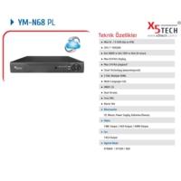 X5 Tech Ym-N68Pl 8 Kanal Hdmı Nvr Kayıt Cihazı