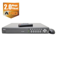 Spy Sp-5208Ahd 8 Kanal Ahd+Ip+Analog 2 Mp 1080P