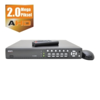 Spy Sp-5204Ahd 4 Kanal Ahd+Ip+Analog 2 Mp 1080P