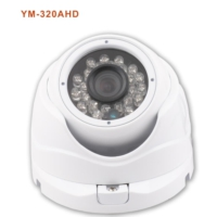 X5 Tech Ym-320Ahd Dome 1-4 1Mp 720P-960H 3.6Mm Kam