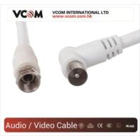 Vcom Cv612 1.5Mt Analog Tv To Rg6 Uydu Kablo