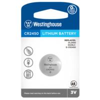 Westinghouse CR2450 3v Lityum Pil Tekli Blister