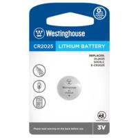 Westinghouse CR2025 3v Lityum Pil Tekli Blister Ambalaj