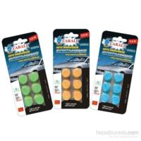 Vip Carall Yüksek Konsantreli Cam Temizleme Tabletleri 6'lı