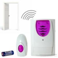Vip Kablosuz Kapı Zili 090243 - Pil dahildir