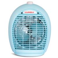 LuxellLx-6331 Fanlı Isıtıcı Mavi