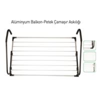 Yıl-Tem Alüminyum Balkon - Petek Çamaşır Askılığı