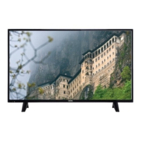 "Vestel 43FB5000 43"" Full HD 200 Hz Uydulu Led Tv"
